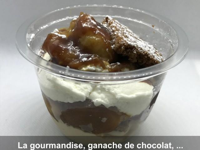 La Bisquine La gourmandise, ...